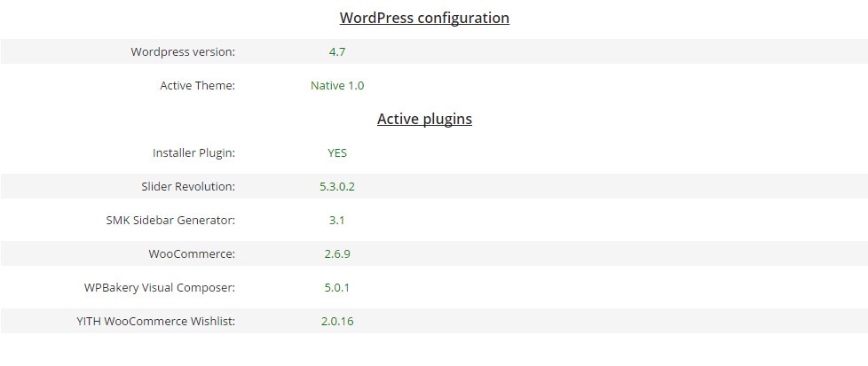 wordpress-cofig